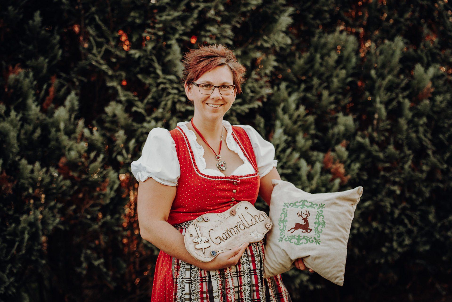 Garnröllchen Anja Neuber