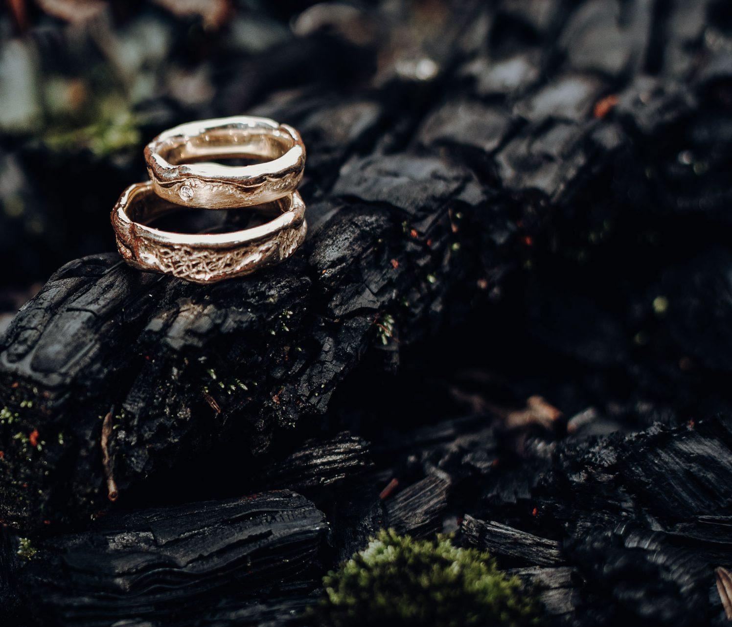 Der Goldschmied Ringe